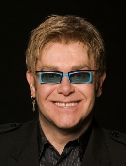 Gay Celebrities and Icons - The Many, Amazing Glasses of Sir Elton John