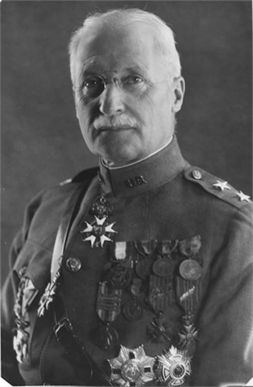 Major-General Edward Mann Lewis