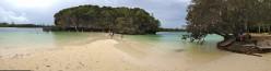 Swim, snorkel, sun-bake, stroll - the choices are endless (c) A. Harrison