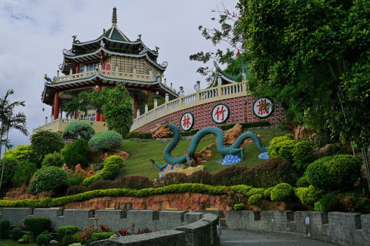 Taoist Temple Cebu by Flickr's travel oriented