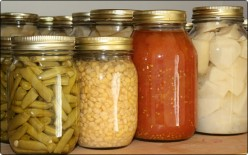 The History of Home Canning