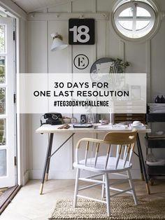 #TEG30DayChallenge