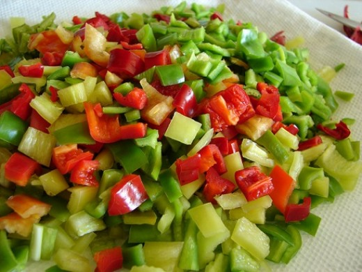 Vegetables are an allowed food item on the ketogenic diet