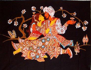 Sri Lankan Batiks