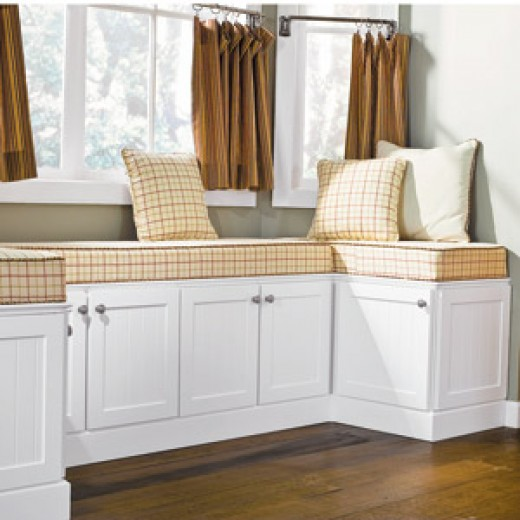 kitchen bench seat - group picture, image by tag - keywordpictures.com