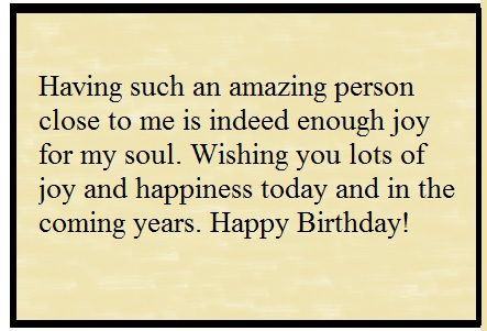 Happy Birthday Wishes for a Classmate School Friend or Roommate – Text for Birthday Card