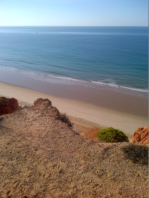 The Algarve is home to many splendid beaches