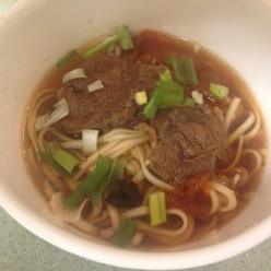 Simple Beef Noodle Recipe