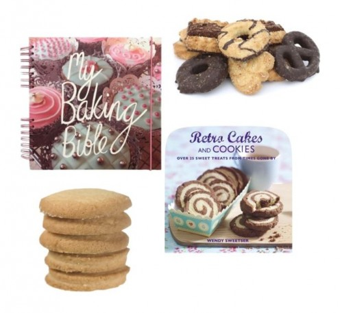 Baking Recipe Books For Delicious Goodies