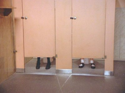 Unisex Bathroom Stall the idiocy of the great bathroom debate | hubpages