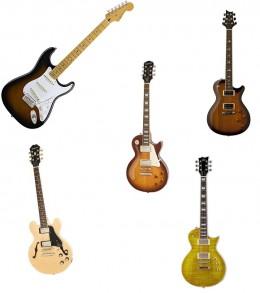 Top 5 Best Electric Guitars Under 500 $