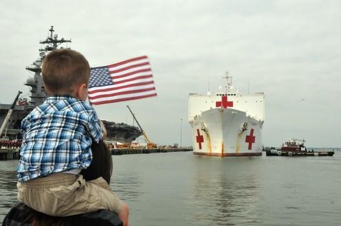American Hospital Ship