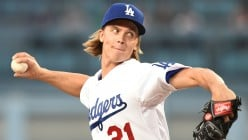 Arizona Diamondback Ace, Zack Greinke