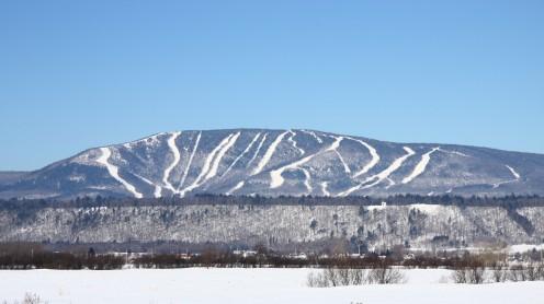 Mont Sainte-Anne, Québec, Canada