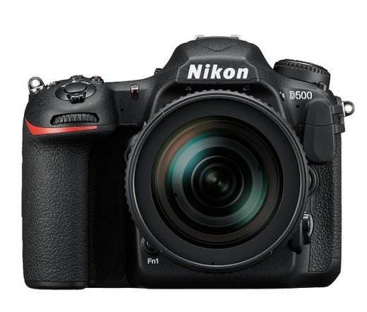 The New Nikon D500