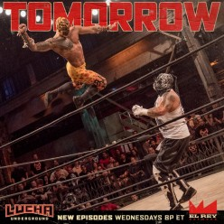 Lucha Underground Season 2 Episode 6 Preview!