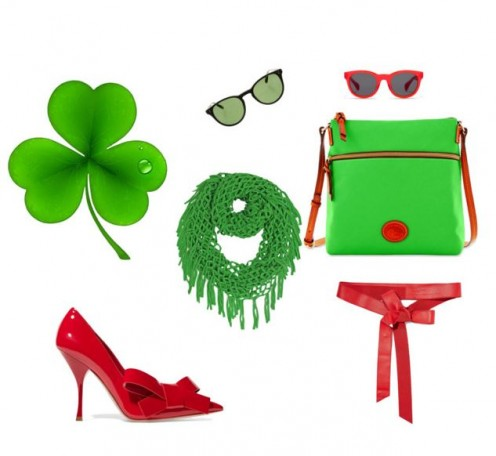Quirky and whimsical fashion accessories.