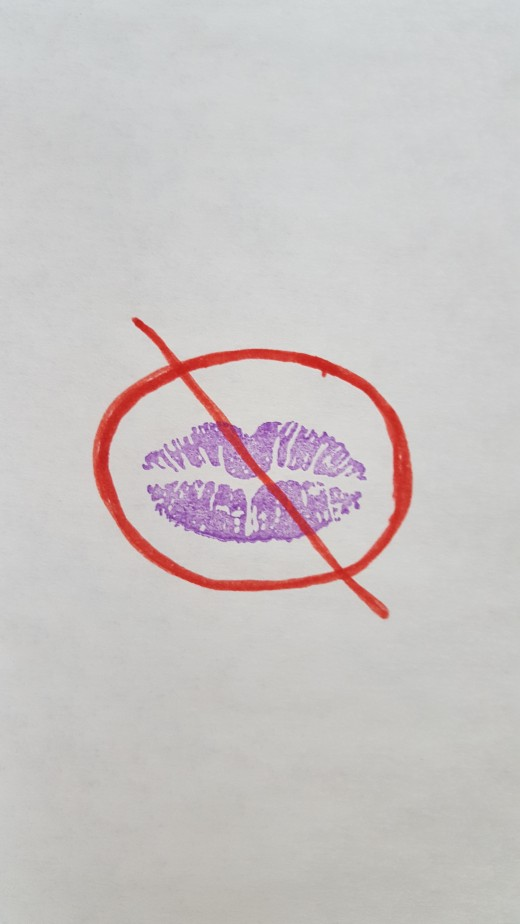 Silenced Lips