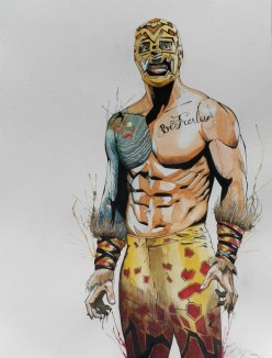 Lucha Underground Review: A Different Kind of Great