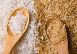 Types of Rice-Sweet Brown Rice, Wehani Rice, Brown Basmati Rice