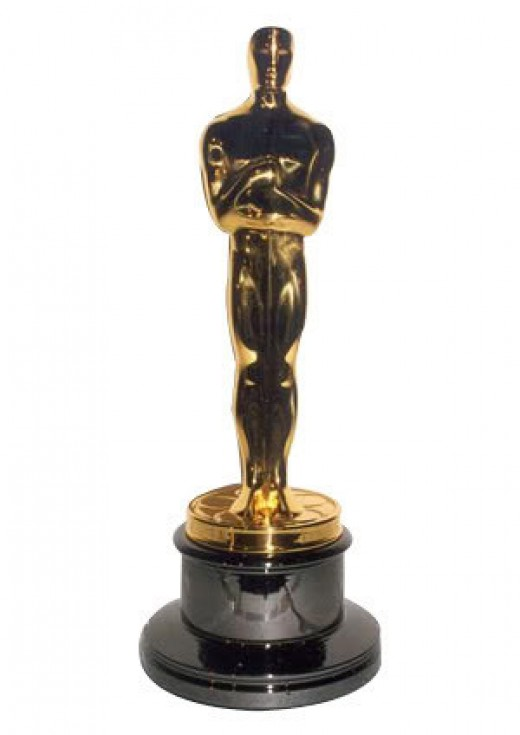 OSCAR trophy.