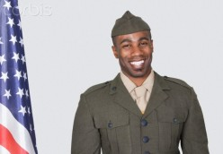 Party guests are quickly offended at you many times dressing as an Army vet, but they all know that you did not do your military time.