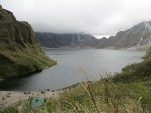 While you're here, take your time and appreciate the beauty of everything around you. Feel the breeze and relax. Let Mount Pinatubo stay as a part of your memories.