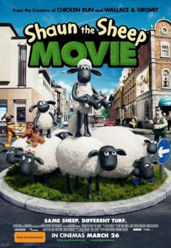 Shaun the Sheep is a very cute animated film