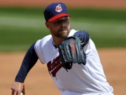 Cleveland Indians Ace, Corey Kluber.