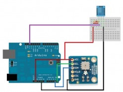 How To Make A Weather Station With Arduino UNO: Part 2
