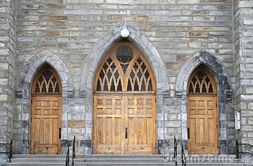 """Church"" gate"