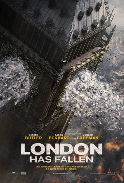London Has Fallen: movie review