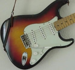 Vintage Fender Guitars and Amplifiers