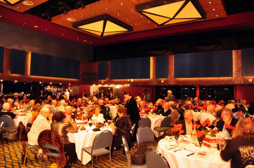 Large, formal dinner meeting held in the Ball Room at Blacktown Workers Club in Western Sydney in April 2012.  I am the keynote speaker