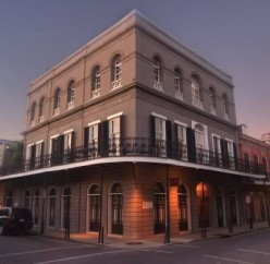 History of Haunted Places in New Orleans
