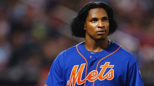 "Jenrry ""It's all about"" Mejia, banned for life for using steroids"