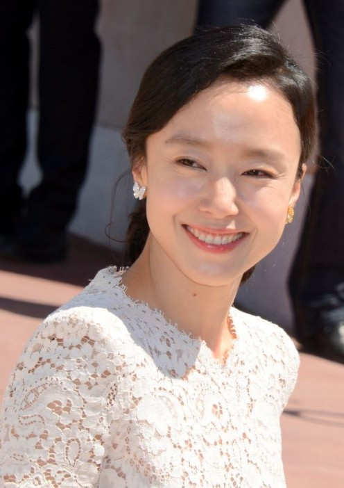 At the 2014 Cannes International Film Festival.