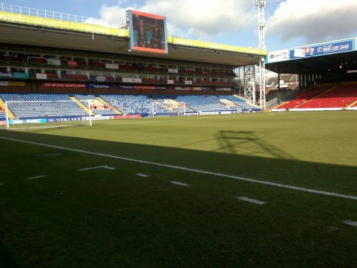 Crystal Palace's home ground.