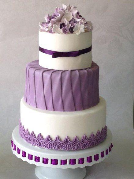 Violate Birthday Cake
