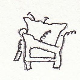 A Sad Chair