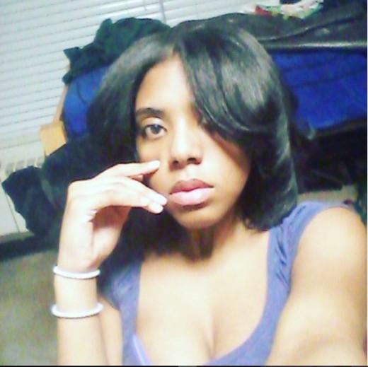 My current hair