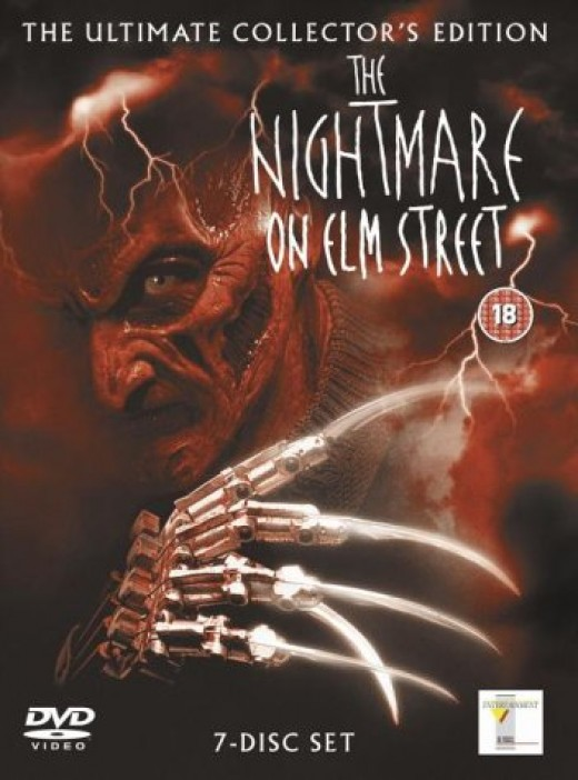 The Nightmare on Elm Street Collector's Edition DVD