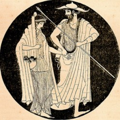 The Story of Peleus and Thetis