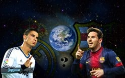 The Messi - Ronaldo Battle: Two Nigerian Fans Get Ugly