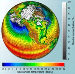 A Case for Universal Climate Model
