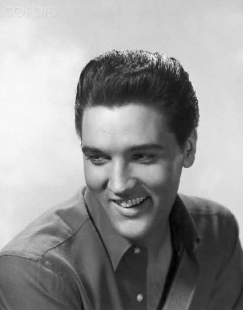 "Elvis ""The King"" Presley,"