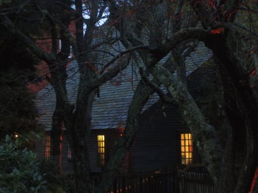"""Historic """"Witch House"""" of Salem, MA"""