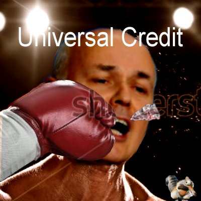 Iain Duncan Smith making all benefits one.
