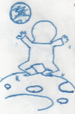 Bedtime Story: Little Danny Donovan's Big Moon Trip