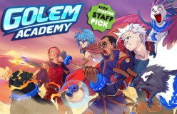 """Golem Academy"": A Card Game Review!"